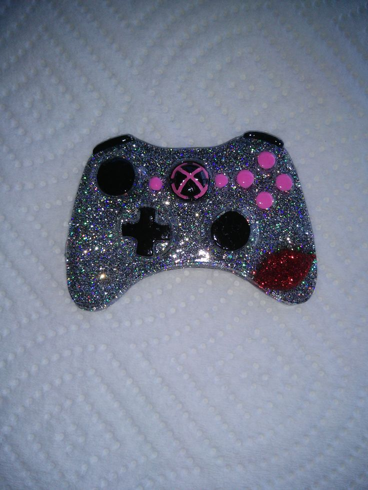 Resin girly Xbox controller charm 12 best