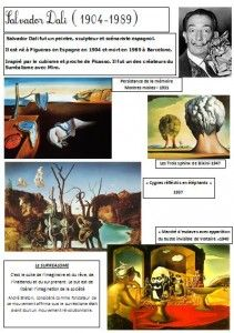 dossiers arts visuels