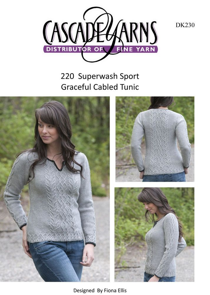 161 best knitting - pullovers long sleeves images on Pinterest ...