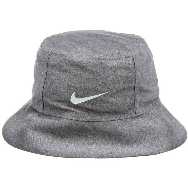 Amazon.com : Nike Storm-FIT Bucket Cap : Clothing ($34) ❤ liked on Polyvore featuring accessories, hats, boys, bucket hat, bucket cap, nike cap, nike и caps hats