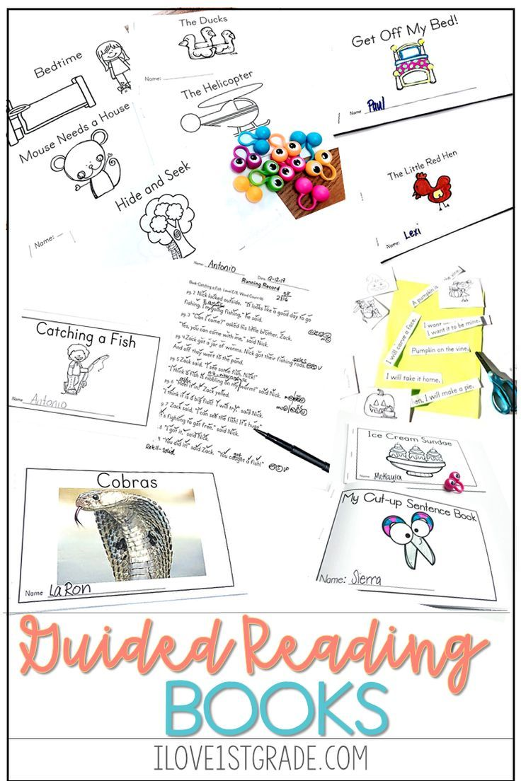 - Guided Reading Printable Leveled Guided Reading Books Guided