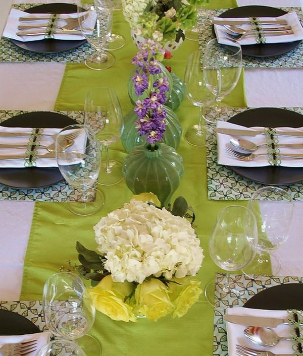 Pretty Table Decorations 38 best table decorations images on pinterest | table decorations