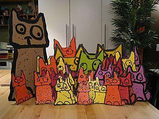 Dog Kennel In 2019 Fun Art For Kids Art Art Projects Art