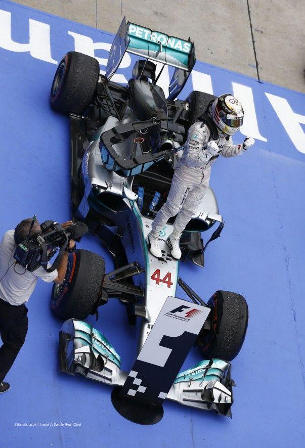Lewis Hamilton, Mercedes, Sepang International Circuit, GP Malaysia 2014