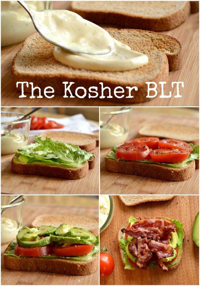 The Kosher BLT Sandwich