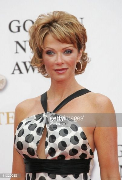 Lauren Holly during 2007 Monte Carlo Television Festival - Closing Ceremony & Gold Nymph Awards - Arrivals at Grimaldi Forum in Monte Carlo, Monaco. Erstklassige Nachrichtenbilder in hoher Auflösung bei Getty Images