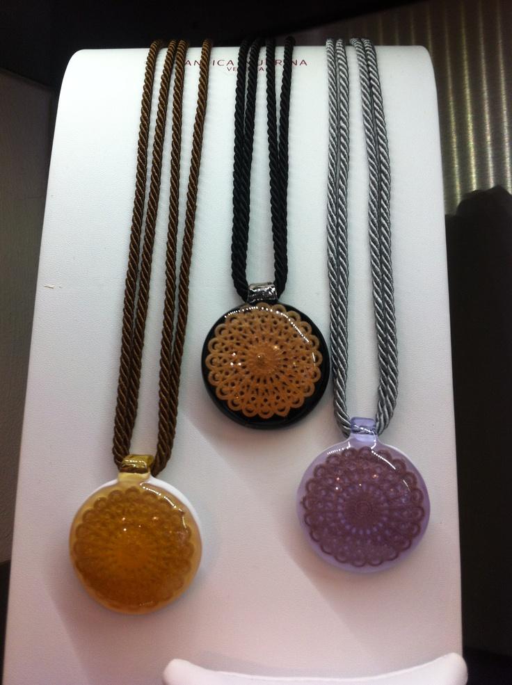 necklaces Murano