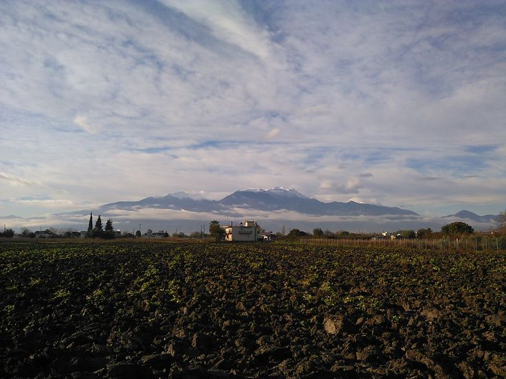 #MountOlympus #MontOlympe, Pieria, Northern #Greece, Nov. 26, 2015, morning