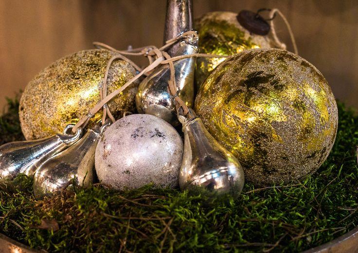 Świąteczne złoto i srebro Belldeco