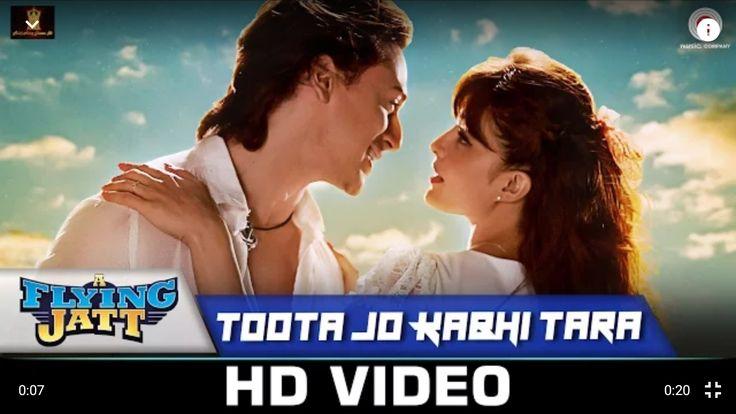 New Oficial HD Video of Toota Jo Kabhi Tara Song with Full Lyrics