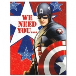 You know what would be fun for a July 4th weekend barbecue? Captain America party supplies!    Captain America party supplies help turn up that...