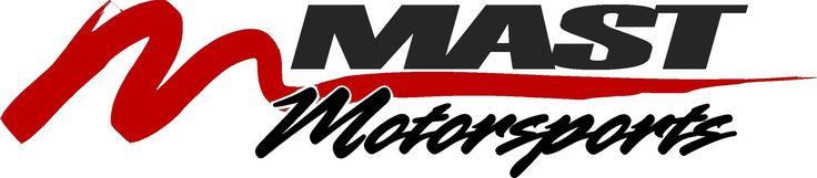 Mast Motorsports Bumper Sticker