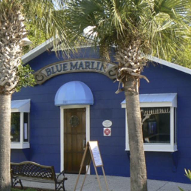 Blue Marlin Anna Maria Island Fl