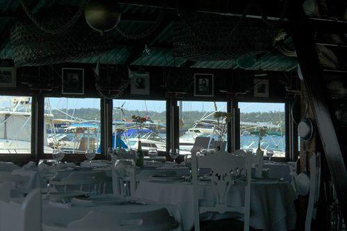 #sanandres #islasanandres #laregatta #restaurant #clubyates flotando sobre el #caribe
