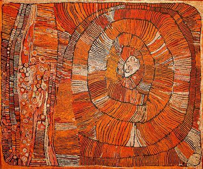 Naata Nungurrayi, Untitled,  2006.