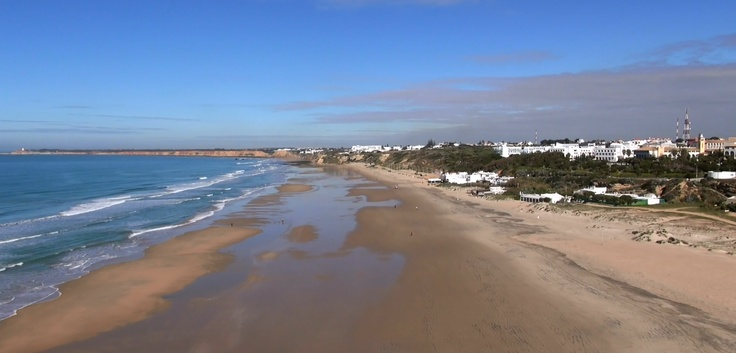 Hotel Fuerte Conil - Costa Luz, en la Playa de la Fontanillaen en Conil de la Frontera