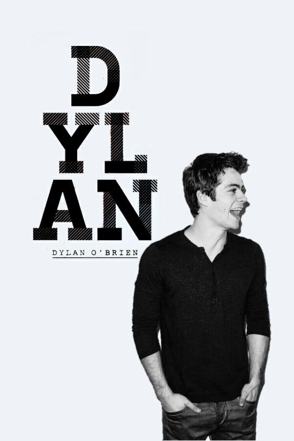 Dylan O'brien, Wallpaper -My own made