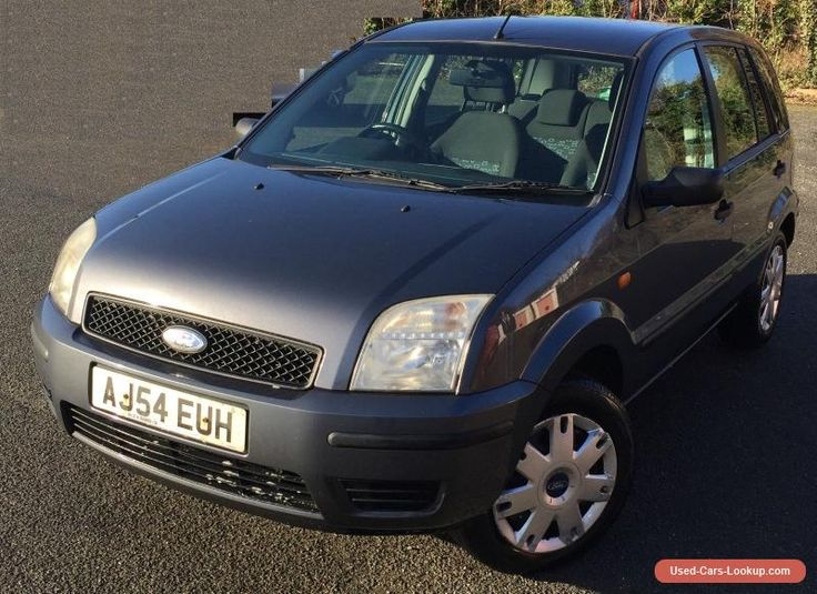 2004 FORD FUSION 2 - 1.4 TDCi GREY - LOVELY LITTLE CAR - PRIVATE SALE #ford #fusion2tdci #forsale #unitedkingdom