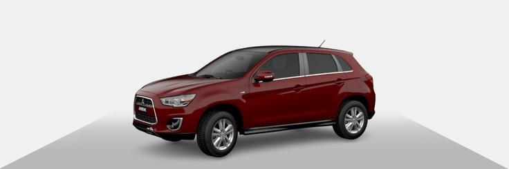My new car ! ASX Colours - Car Colour Chart - Mitsubishi Motors Australia