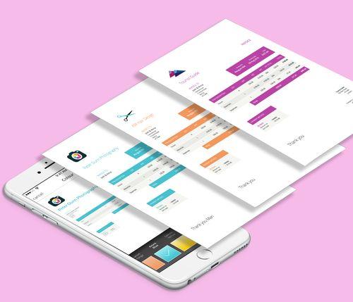 Invoice Generator App [Template.billybullock.us ]