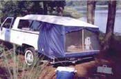Truck Tents for camper tops