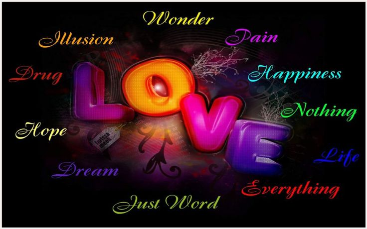 Words For Love Wallpaper | love words for girlfriend wallpaper, words love wallpaper