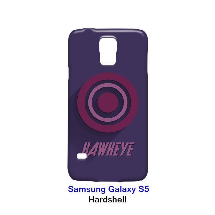 Hawyeke Superhero Samsung Galaxy S5 Hardshell Case