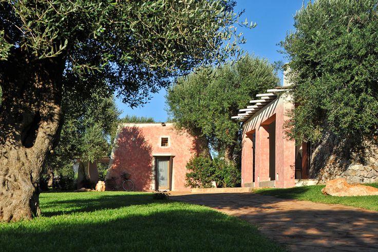 Masseria Picca Picca - giardino