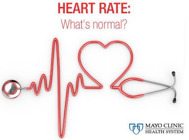 What's a normal resting heart rate?