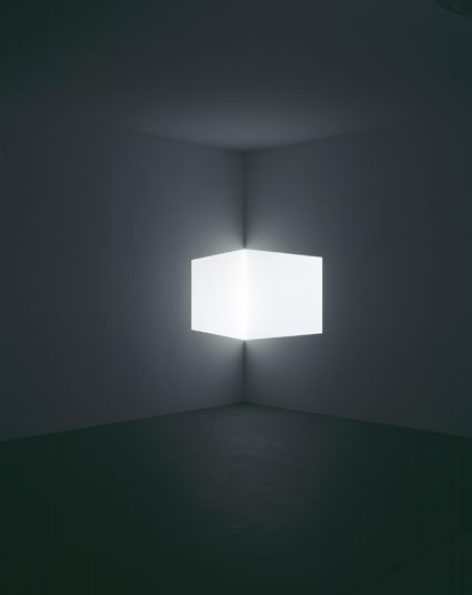 Light creates a fifth dimension by James Turrell - use it to your advantage #CreativeClass