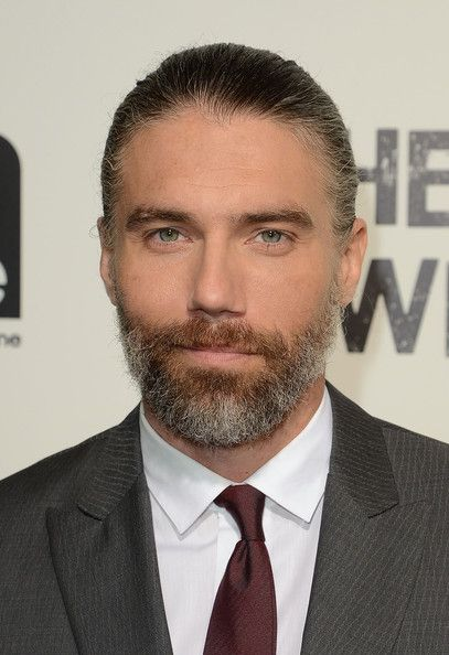 "Anson Mount Photo - Screening Of AMC's ""Hell On Wheels"" 2nd Season - Arrivals.    Where Has He Been!!"