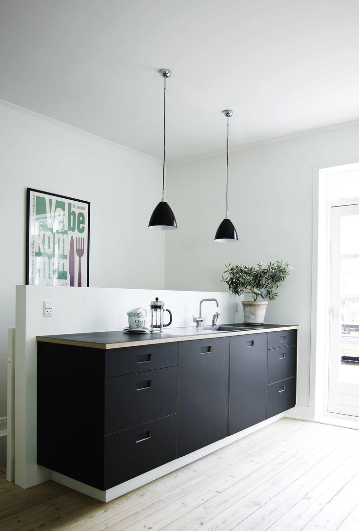 Køkkenskaberne – køkken - Køkkenbord – Skabslåger – overflade – Desktop – Furniture Linoleum – Forbo