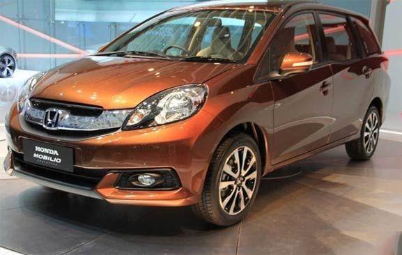 Honda Mobilio UniqueEdition Indonesia Automobile Show (GIIAS)