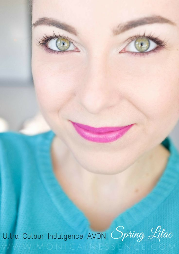 Spring lilac make up inspiration