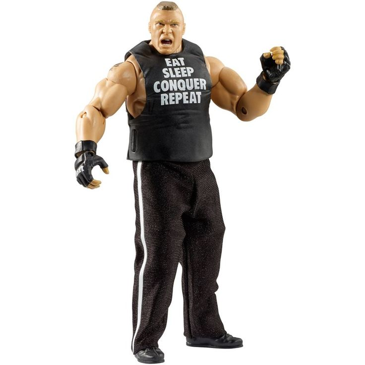 WWE Elite Figure Brock Lesnar. £17.99