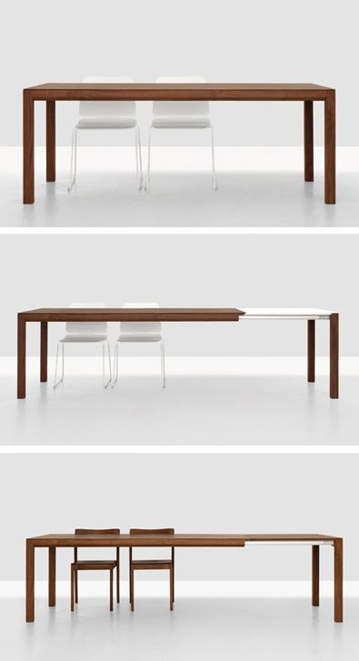 Modern furniture tables and dining tables on pinterest for Moderne zeitraum