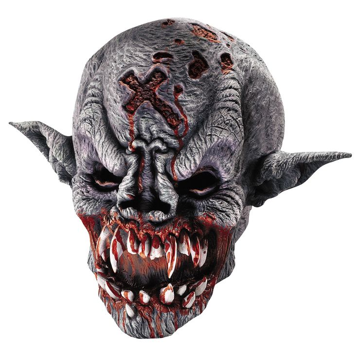 Scary Halloween Masks, Scary
