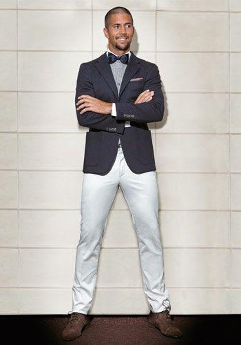 Fernando Verdasco poses for the online magazine Fuera de Serie.  #tennis