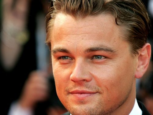 Leo! Amazing actor..