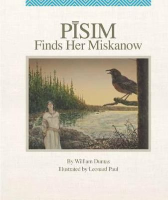 Based on the discovery of the remains of a young Cree woman in 1993, this story about a week in the life of P¯isim, a Cree girl who lived in the mid 1600's, shows her recognition of her miskinow, or life's journey. Includes sidebars on Cree language and culture, archaeology and history, maps and songs. (Gr.4-8)