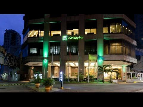 Centrally Located In Ortigas Commerical District Holiday Inn Manila Galleria Offers Direct Access To Robinsons Ping Mall The Hotel Features