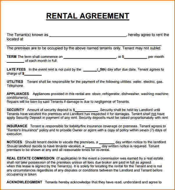 Rent To Own Lease Agreement Check More At Https Nationalgriefawarenessday Com 36025 Rental Agreement Templates Lease Agreement Lease Agreement Free Printable