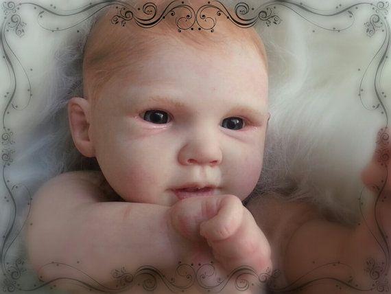Reborn baby Doll RAINE by Michelle Fagan  reborn by by nbegona, $350.00