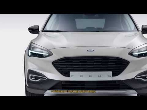 2019 All New Ford Focus Active Interior Exterior Tube Car New
