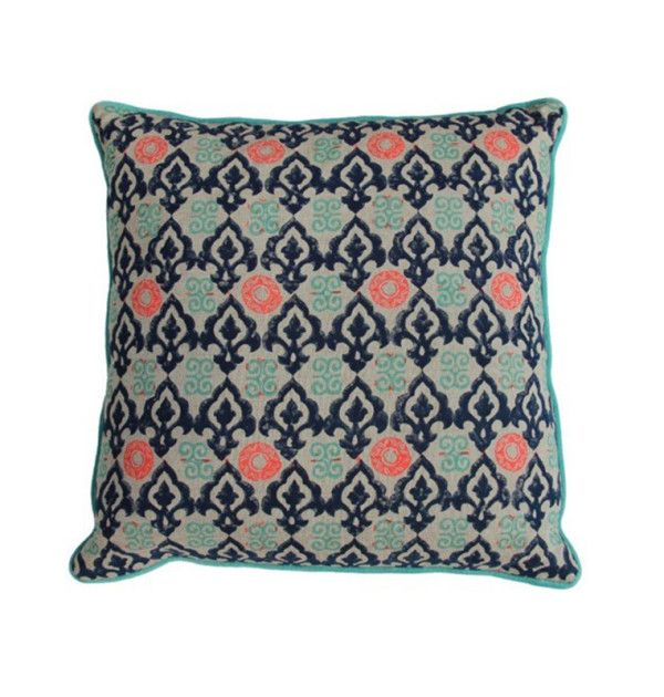 Canvas Home Temple Fort Cushion