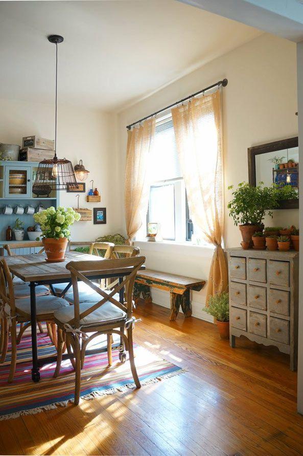 Die besten 25+ Bauernhaus küchen dekor Ideen auf Pinterest - esszimmer mediterran einrichten