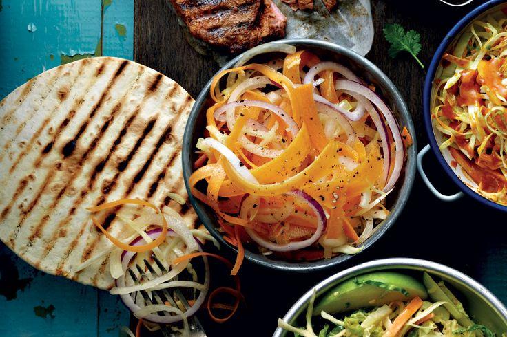 Inkivääri-coleslaw