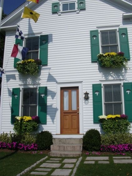 40 Best Window Shutters And Boxes Images On Pinterest