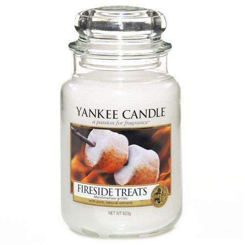 Yankee Candle (Bougie) - Fireside Treats - Grande Jarre Yankee Candle http://www.amazon.fr/dp/B00C2SCWXQ/ref=cm_sw_r_pi_dp_ueW5ub1WE720F