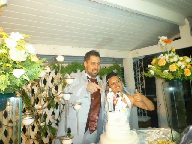 Meu Bem Casamenteira: Érica e Laércio Junior